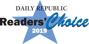 Readers Choice Award 2019, Universal Painting Contractors, Inc. Fairfield