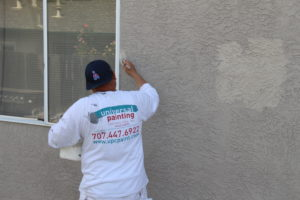 residential exterior painting, Universial Painting Contractors, Inc. Fairfield CA