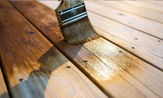 deck staining, Universal Painting Contractors, Inc., Fairfield, CA
