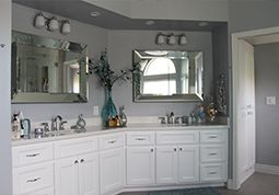 Bathroom cabinet painting | Universal Painting Contrractors, Inc. Fairfield, CA