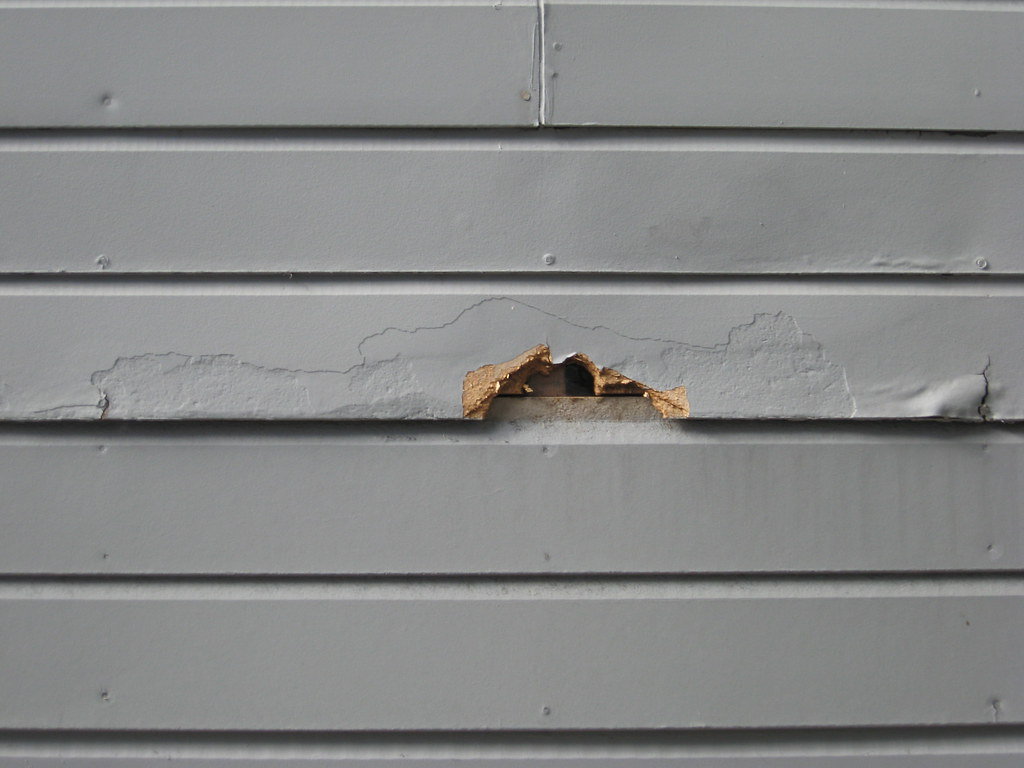wood siding repair, Universal Painting Contractors, Inc., Fairfield, CA