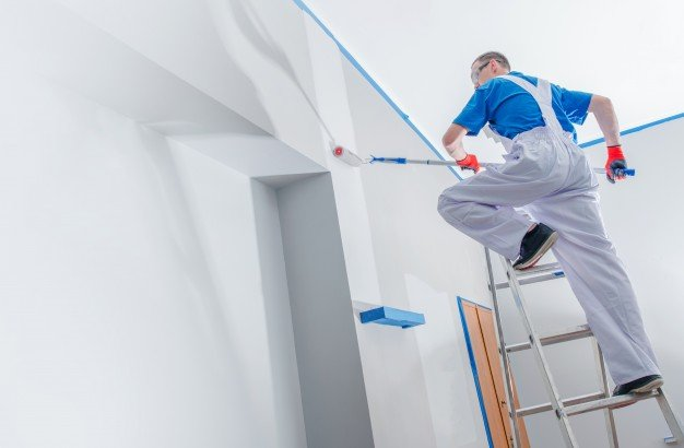 interior painting, Universal Painting Contractors, Inc., Fairfield, CA