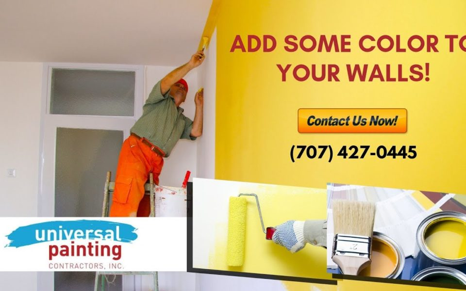 interior repainting schedules by Universal Painting Contractors, Inc.
