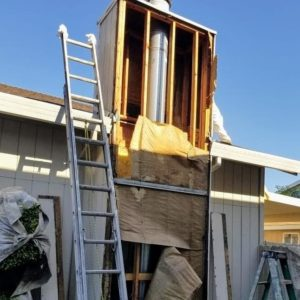 wood rot remediation   Universal Painting Contractors, Inc.